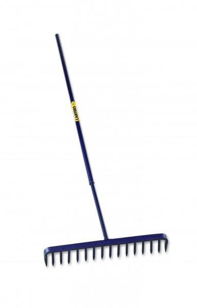 16T Round Tarmac Rake Steel Shaft