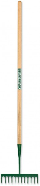 GardenPRO 12 Tooth Rake Ash Shaft
