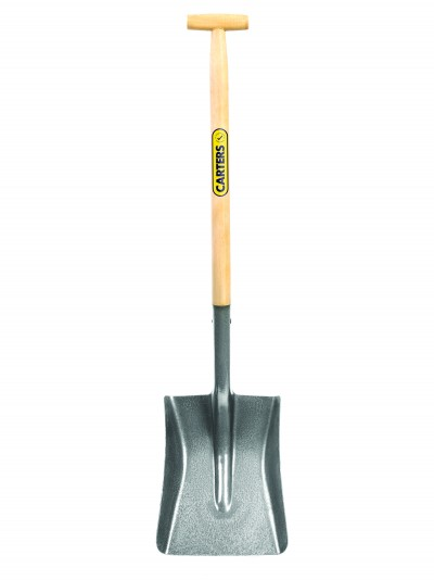 No2 Budget Open Socket 'T' Handle Shovel