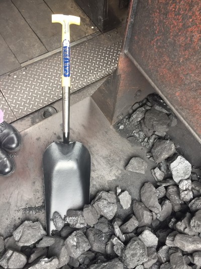 Forged Locomotive Firing Shovel