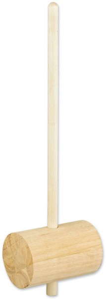 "8"" Heavy paviours Wooden Mallet"
