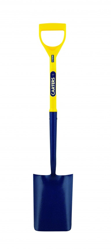 Solid Socket GPO Trenching Shovel Polyfibre